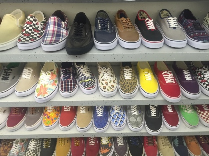 Vans overload at Sneakers St.
