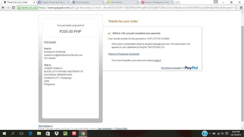 photobook-payment