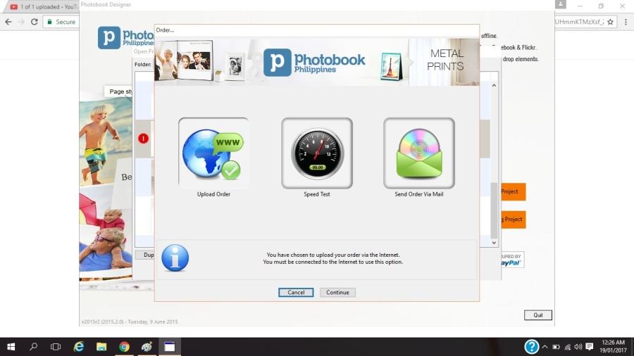 photobook-sending
