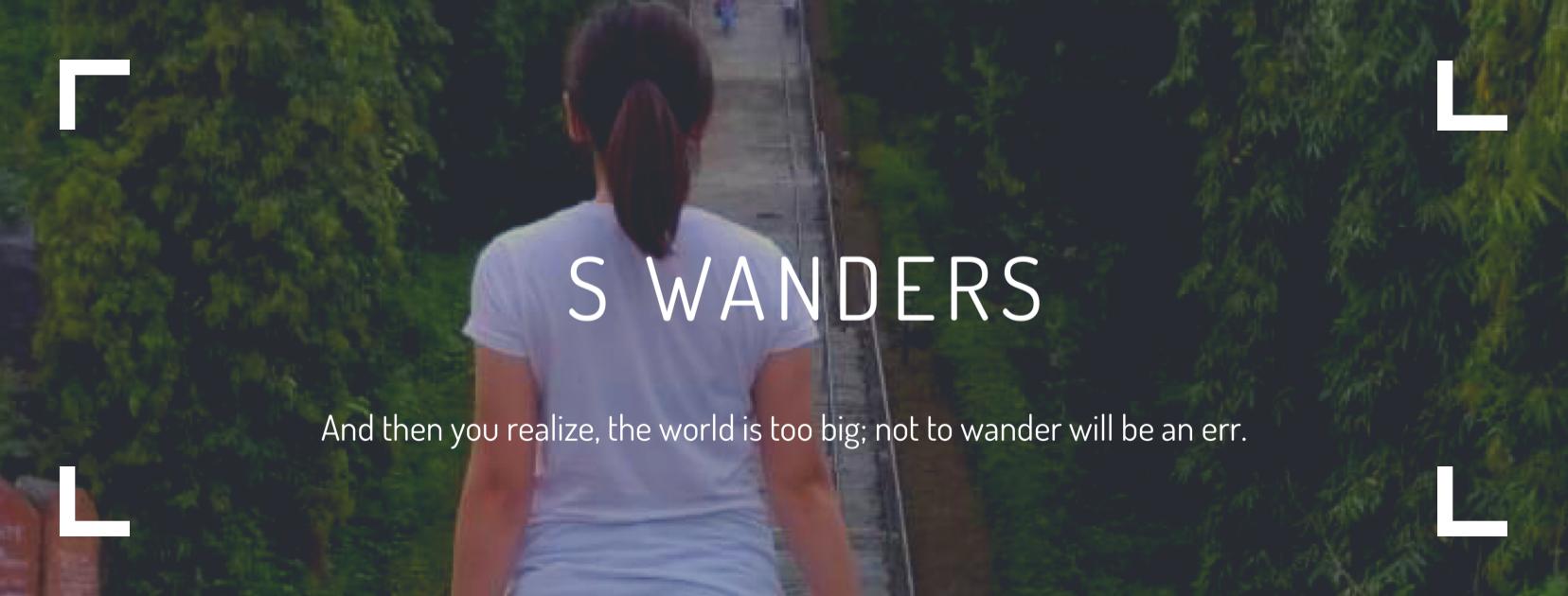 S Wanders
